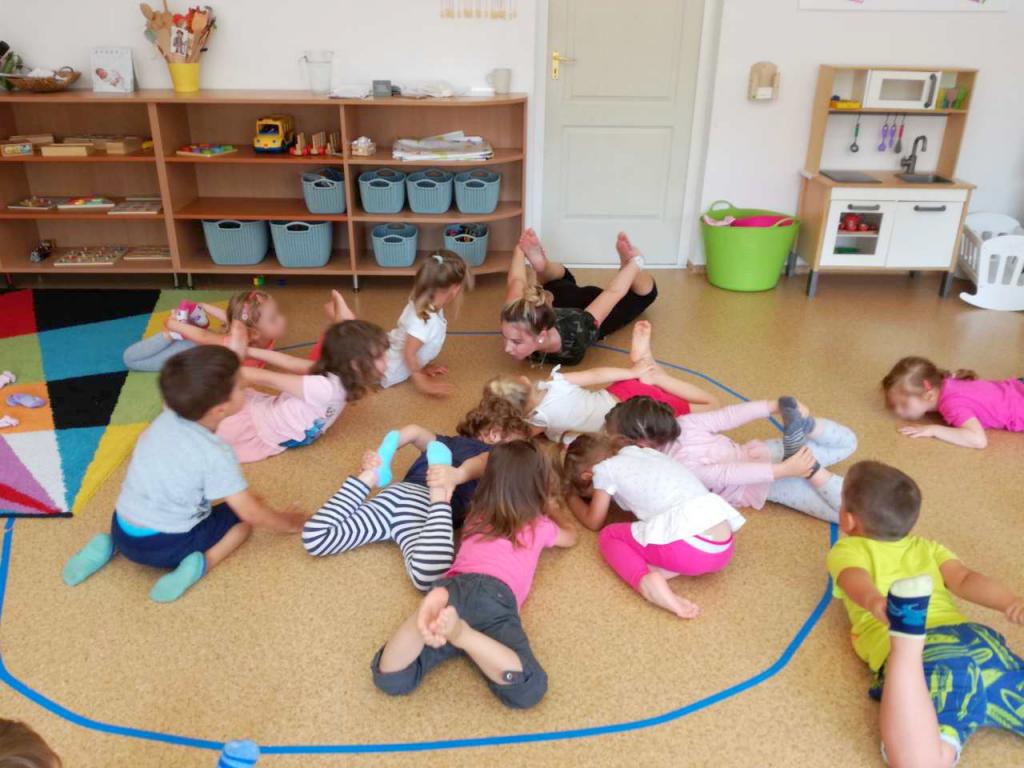 Nyári táborok: tánc-jóga-zumba