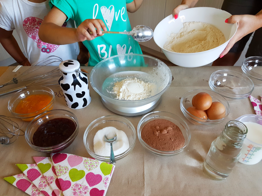 Nyári táborok: sütés-főzés